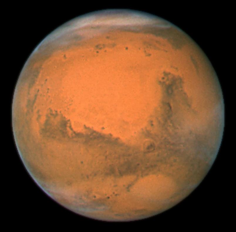 Cuanto dura un día en Marte