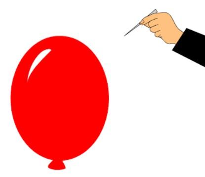 Cuanto dura inflado un globo