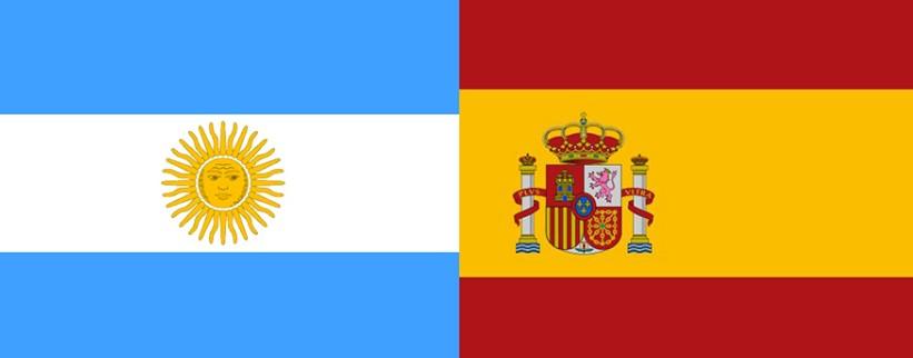 Cuantos argentinos hay en España
