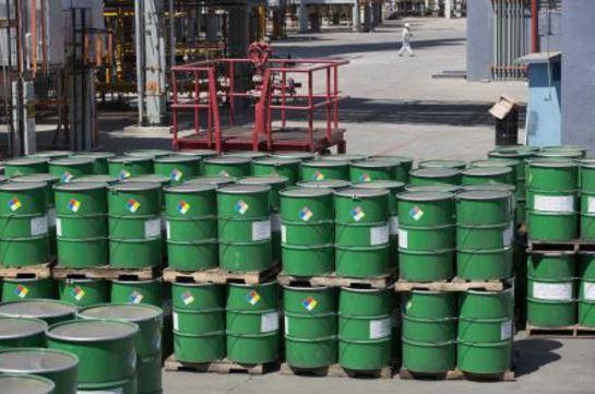 Cuantos litros tiene un barril de petroleo