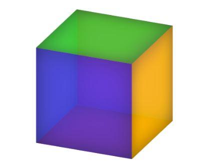 Cuantos vertices tiene un cubo