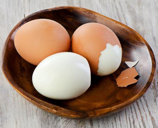 Cuanto dura en la heladera un huevo duro
