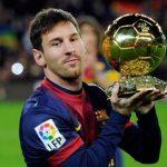 Cuantos balones de oro tiene Messi