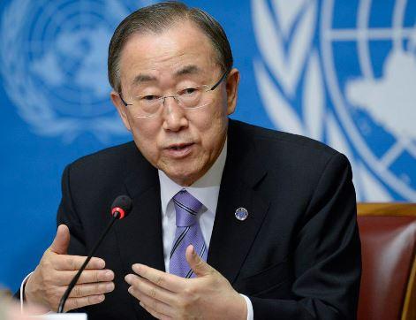 El cargo de Secretario General de la ONUdura 5 años