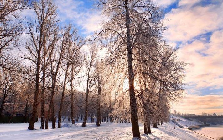 El invierno dura tres meses