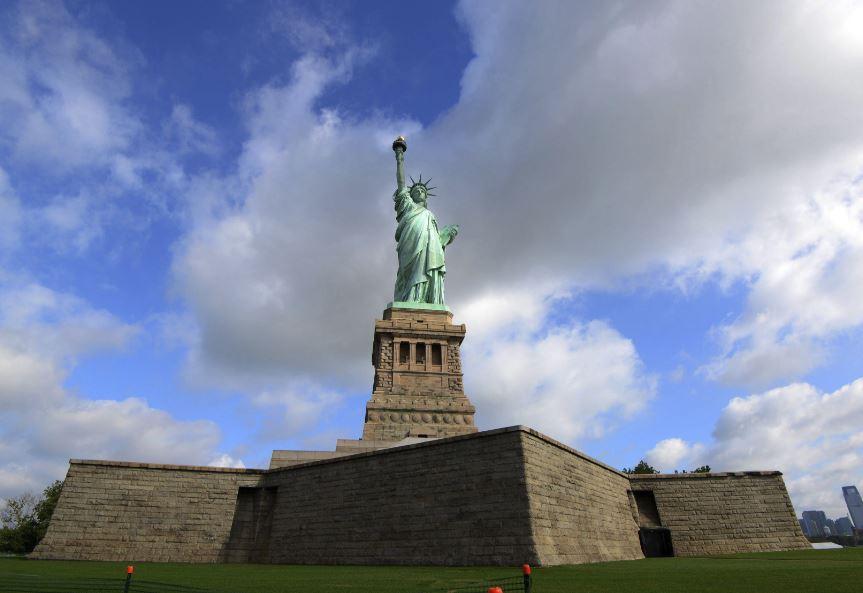 Estatua de la Libertad medidas