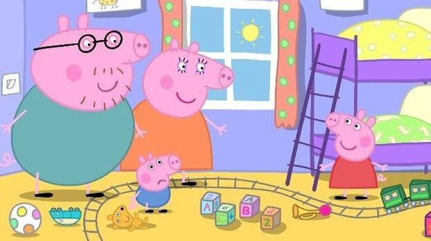 Peppa Pig tiene 5 años de edad