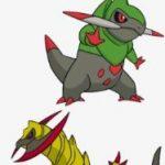 Cual es la evolucion de axew