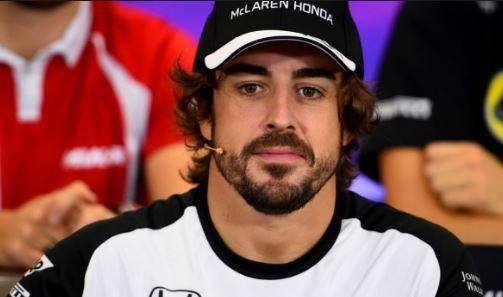 Cuanto mide y pesa Fernando Alonso
