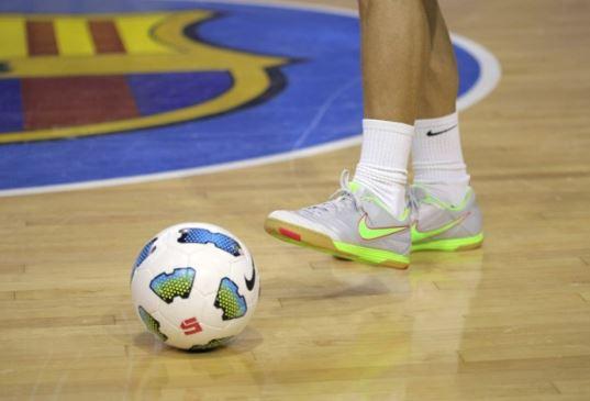 Cuanto mide y pesa el balon de futbol sala