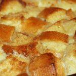 Cuanto tiempo se cocina el budin de pan
