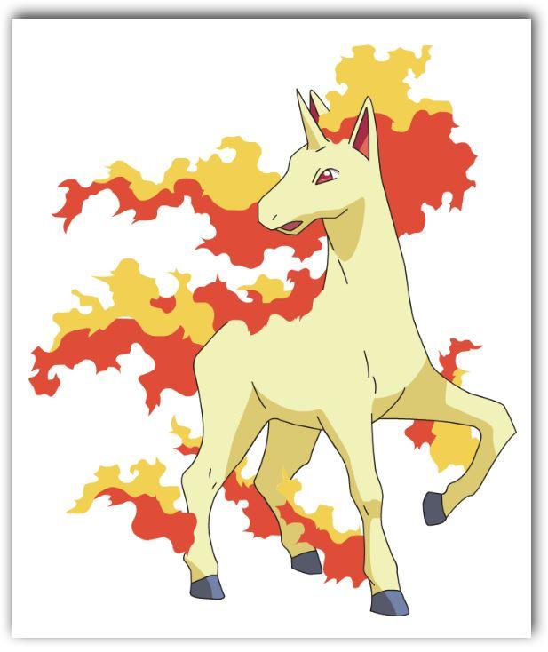 evolucion-ponyta
