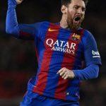 Cuanto mide y pesa Messi