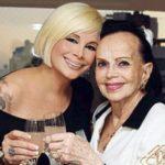 Cuantos años tiene la mamá de Carmen Barbieri