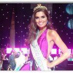 Quien es la nueva miss universo argentina