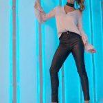 Cuanto mide y pesa Lourdes Sanchez