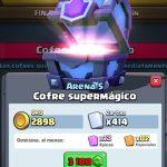 Como conseguir un cofre super magico en clash royale
